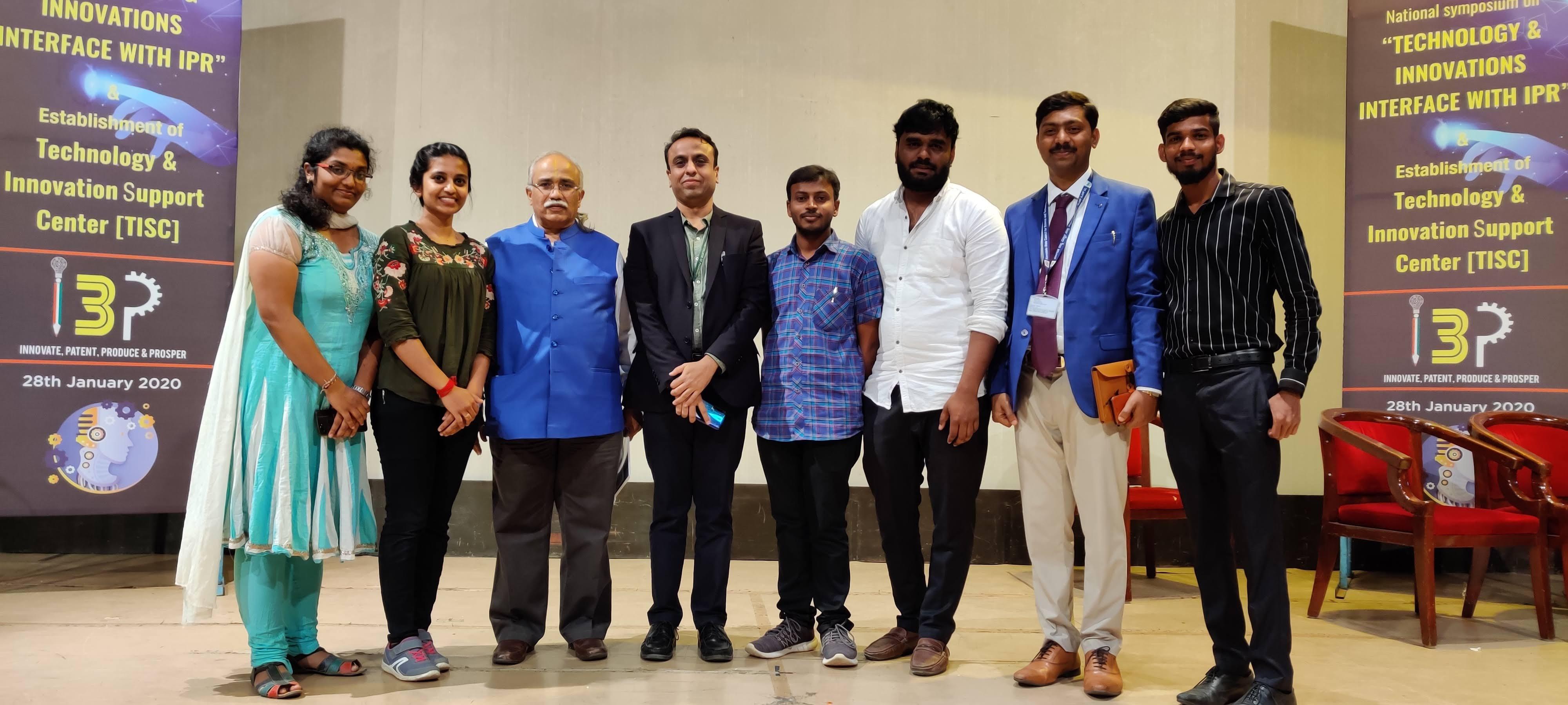 National Symposiumon Technology